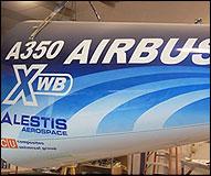 Un cono de cola para el A350 fabricado por Alestis