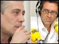 Daniel Anido y Rodolfo Irago