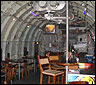 El Avion, convertido en un bar-restaurante
