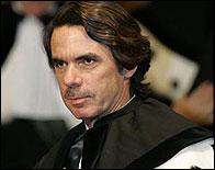 Aznar en la Universidad