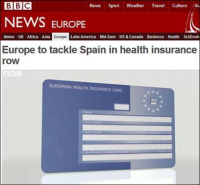 Reportaje de la BBC