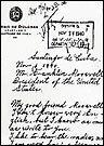 La carta de Castro a Roosevelt