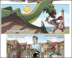 Comic de consejos de Jesus Encinar