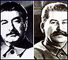 Felix Dadaev y Joseph Stalin