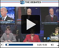 Video de la comparativa Biden-Palin