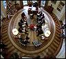 El despacho oval de Bush