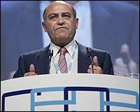 Gerardo Diaz Ferran, presidente de la CEOE