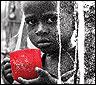 La imagen de la campaña de donación del Programa Mundial de Alimentos