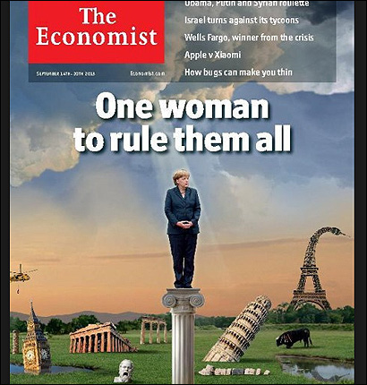 La portada de The Economist