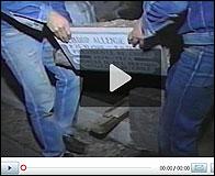 Video de la exhumacion de Allende