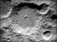 Foto de gran detalle y resolucion de la Luna