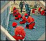 Presos detenidos en Guantanamo
