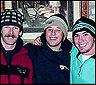 Los hermanos Hubbard, los dos menores han fallecido en Irak