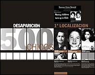 Memoria gráfica del trabajo de las Abuelas de la Plaza de Mayo