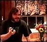 Jack Black dando consejos de cocina