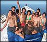 El jacuzzi en el Mont Blanc