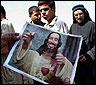 El Jesucristo colega en Irak