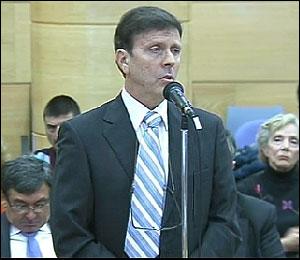 Eufemiano Fuente en el juicio por la Operación Puerto