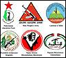 Logos de grupos terroristas