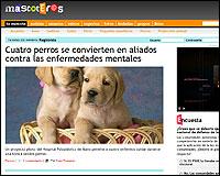 La res social Mascoteros.com