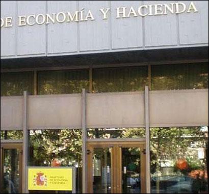 El Ministerio de Economía y Hacienda
