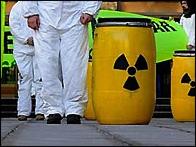 Un bidón nuclear