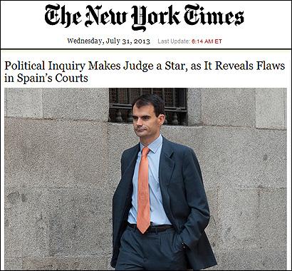 El articulo del New York Times