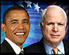 Obama y Mc Cain