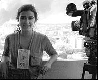 Olga Rodriguez en Bagdad