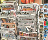Periodicos extranjeros
