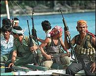 Los piratas con los que convivió Pasquier