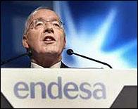 Manuel Pizarro cuando presidía Endesa