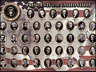 Los presidentes de EEUU en la Historia