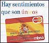 La tarjeta Mastercard-España