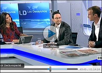 Los corresponsales en Los Desayunos de TVE