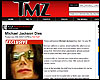 Noticia de la muerte de MJ
