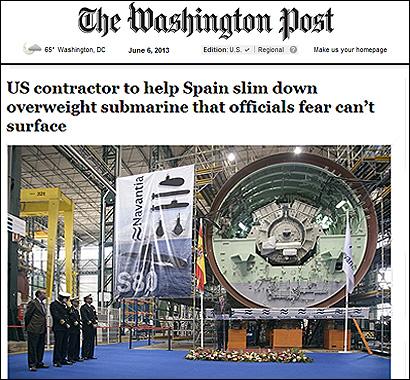 El artículo en el Washington Post
