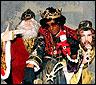 Los raperos de Yo soy de los Reyes Magos