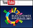 El canal de Youtube para el 20N